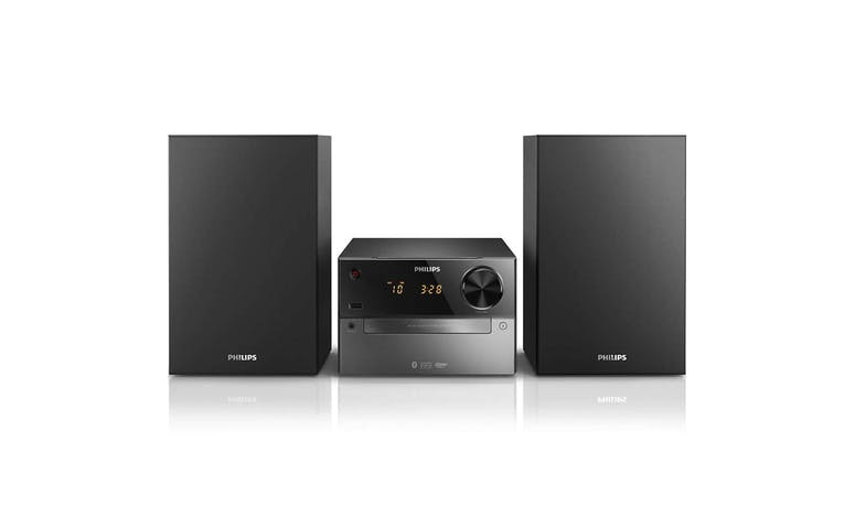Philips BTM2310 Micro Hi-Fi System - Front