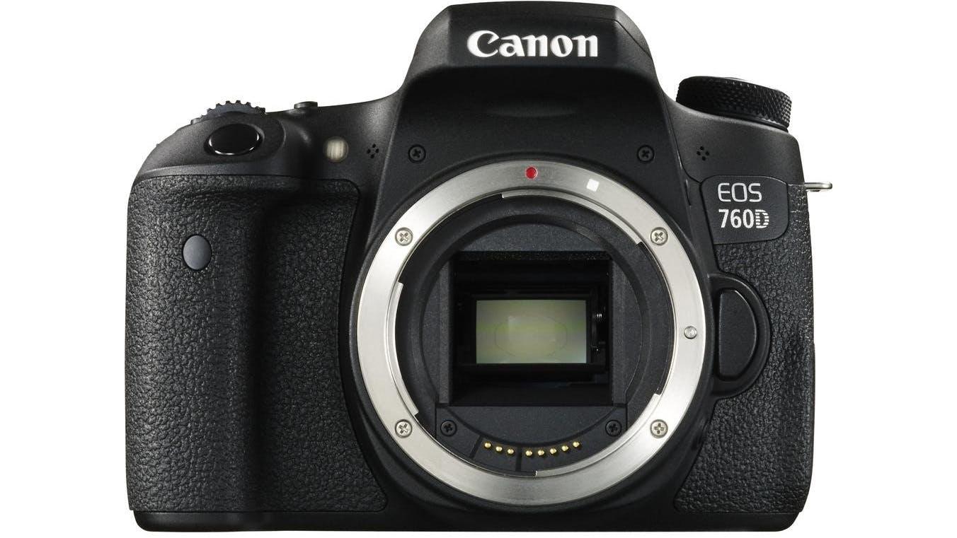 Camera Harvey Norman Dslr Cameras canon eos 760d dslr camera body only harvey norman singapore only