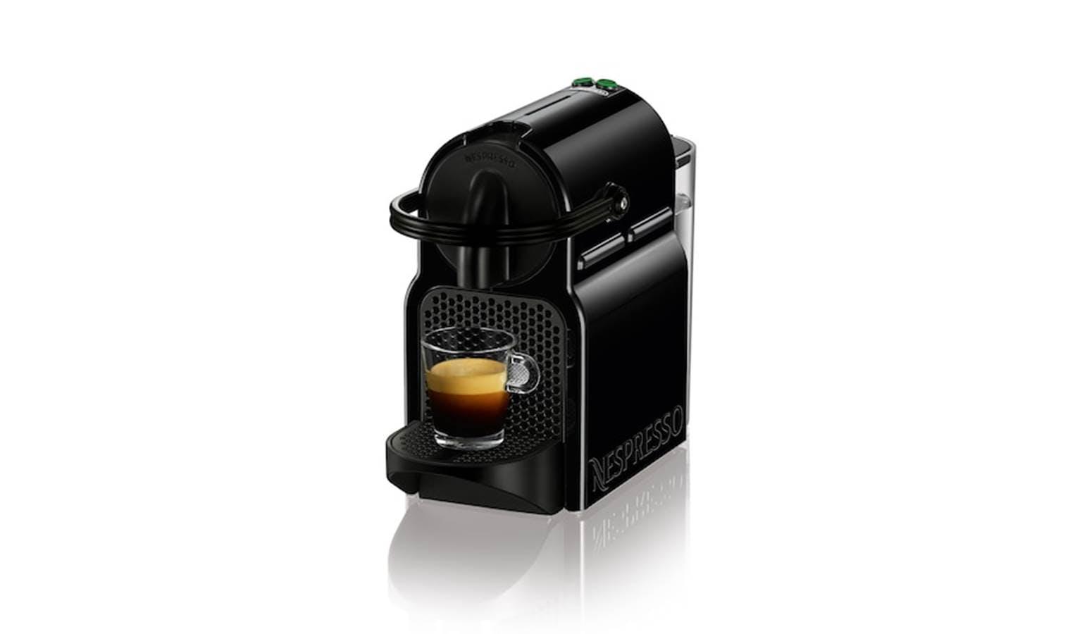 Nespresso D40-SG-BK-NE Inissia Coffee Machine - Black ...