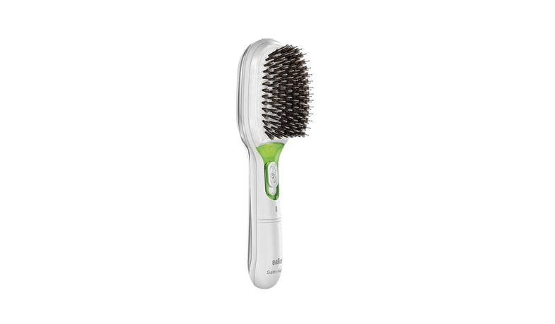 Braun BR-750 Hair Brush (Front View)