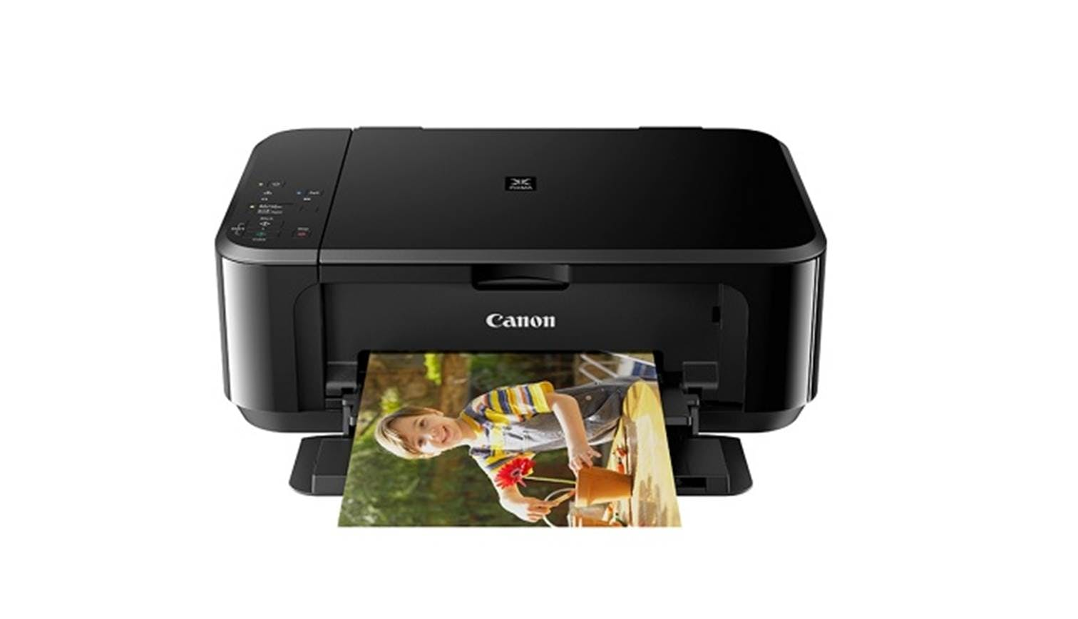 Canon PIXMA MG-3670 All-in-One Printer - Black b55f3e1743
