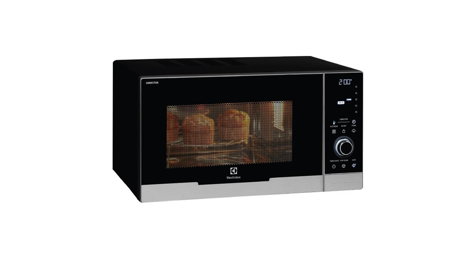 Electrolux Ems 3087x Microwave Oven Harvey Norman Singapore