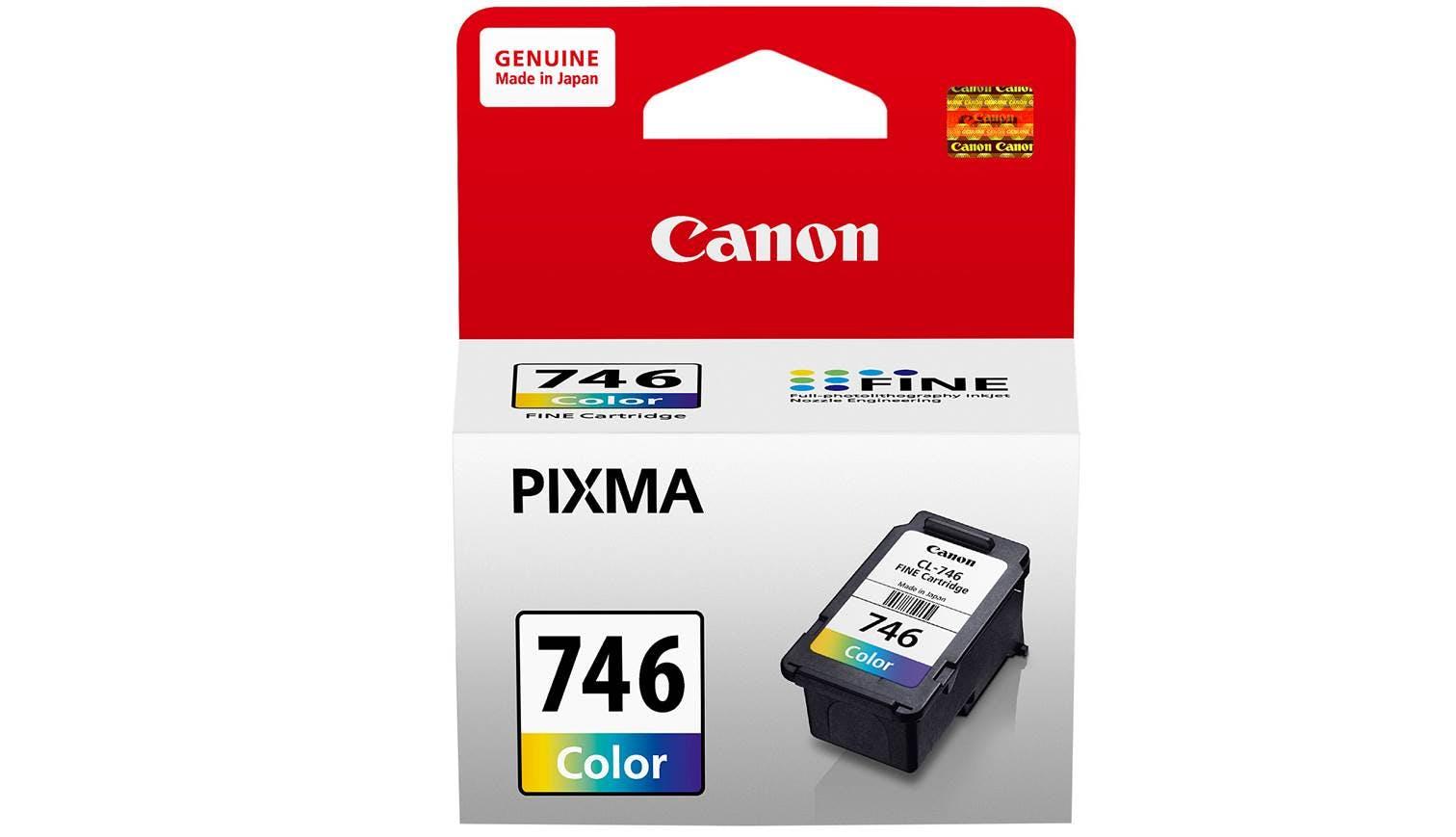 Canon Cl 746 Colour Ink Cartridge Harvey Norman Singapore