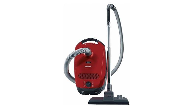 miele classic c1 powerline vacuum cleaner mango red harvey norman singapore. Black Bedroom Furniture Sets. Home Design Ideas