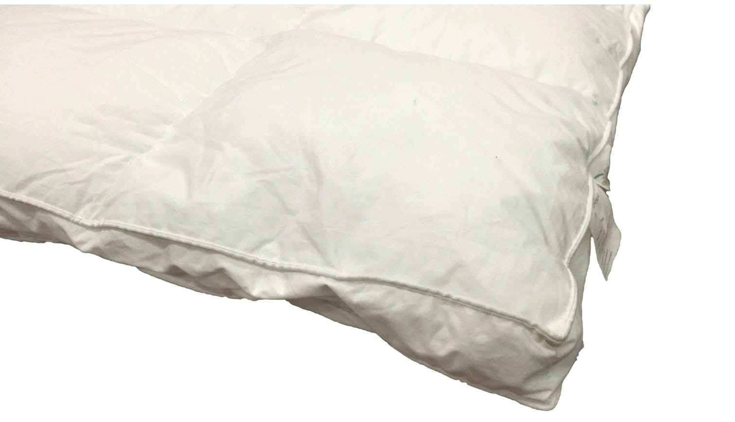 Ashley Summers 100% Feather Mattress Topper Queen Size