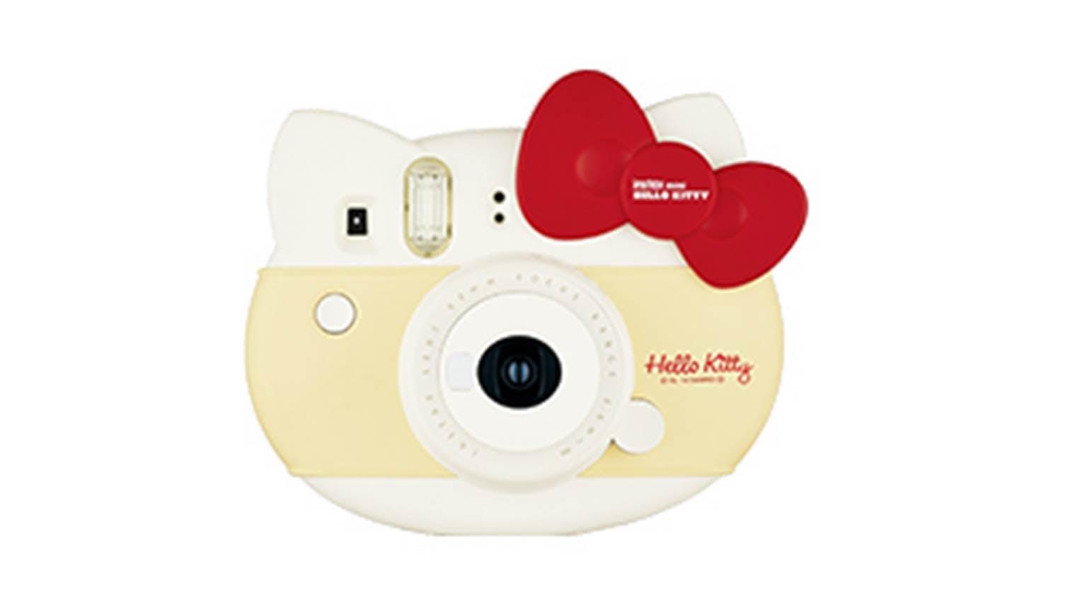 Fujifilm Instax Mini Hello Kitty Polaroid Camera