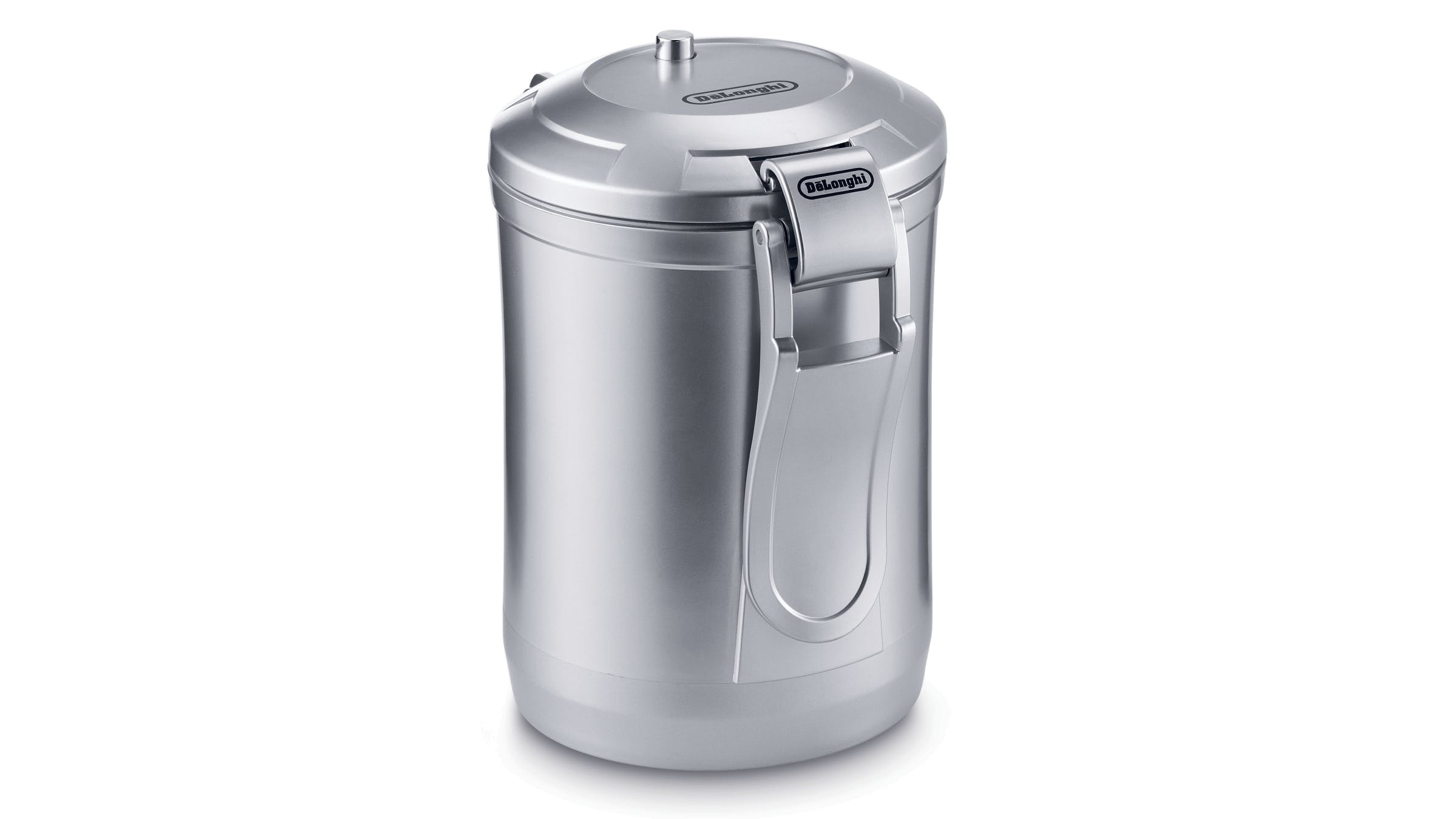 Delonghi 1 6l Vacuum Sealed Coffee Canister Harvey