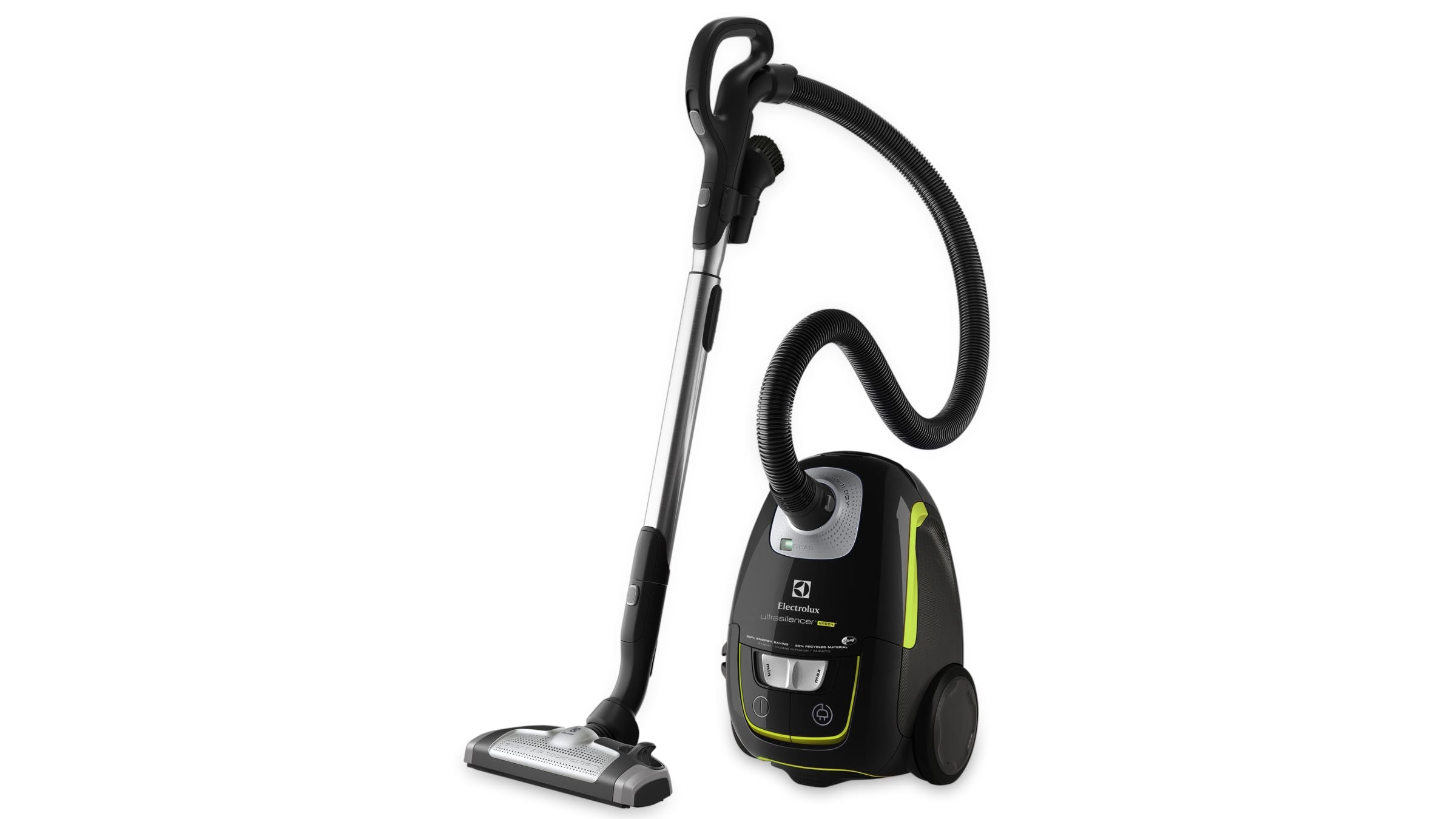 Electrolux ZUSG4061 UltraSilencer Green Vacuum Cleaner #1: ZUSG4061 fit=fill&bg=0FFF&w=2400&h=1350&auto=format press