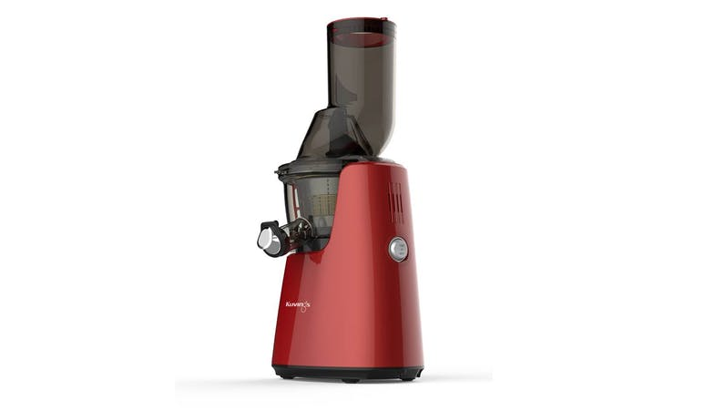 Kuvings NS-721CBS2 Ravenous Romeo Slow Juicer - Red