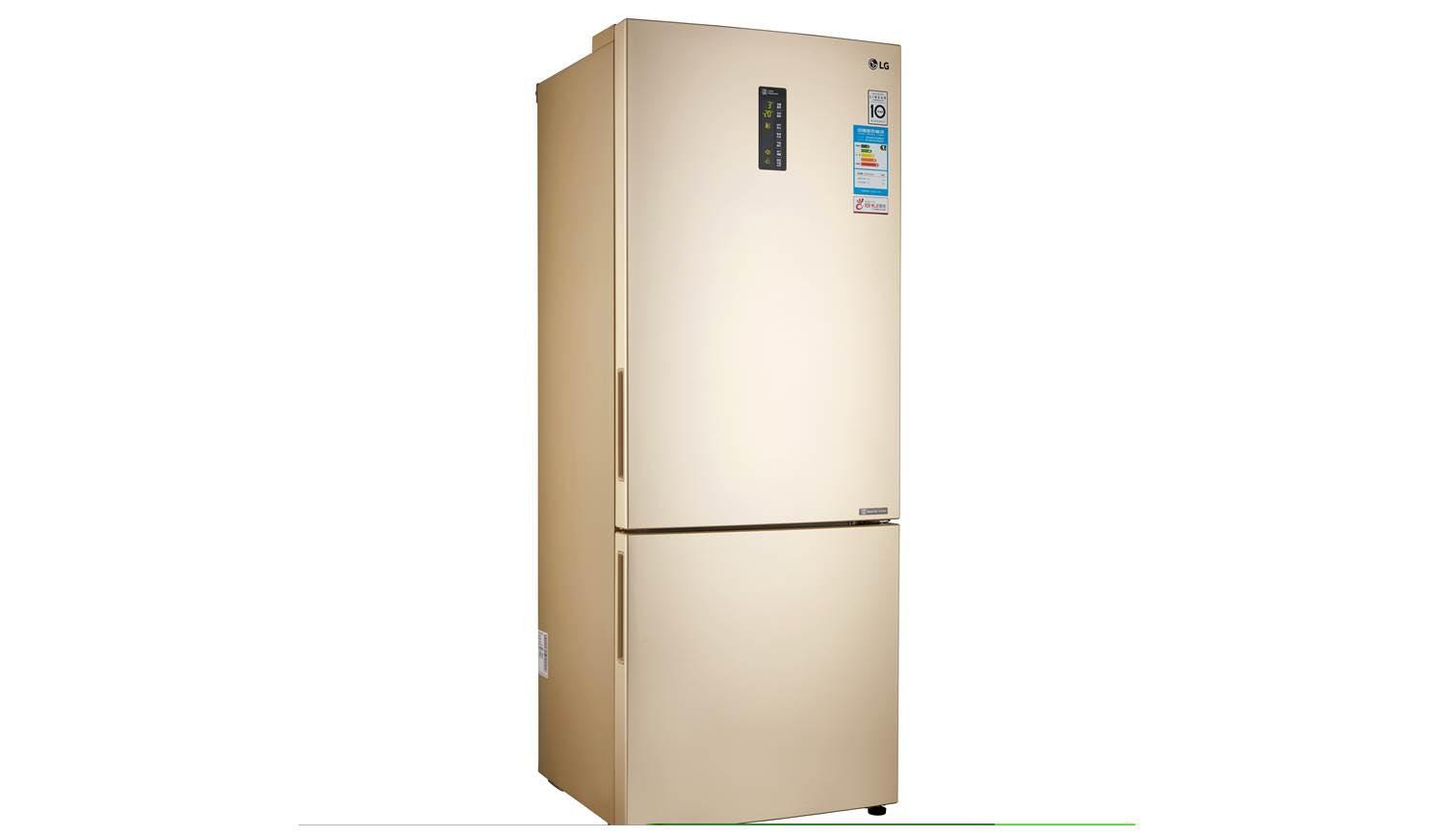 Lg Gb B4451gv 445l Bottom Freezer Harvey Norman Singapore