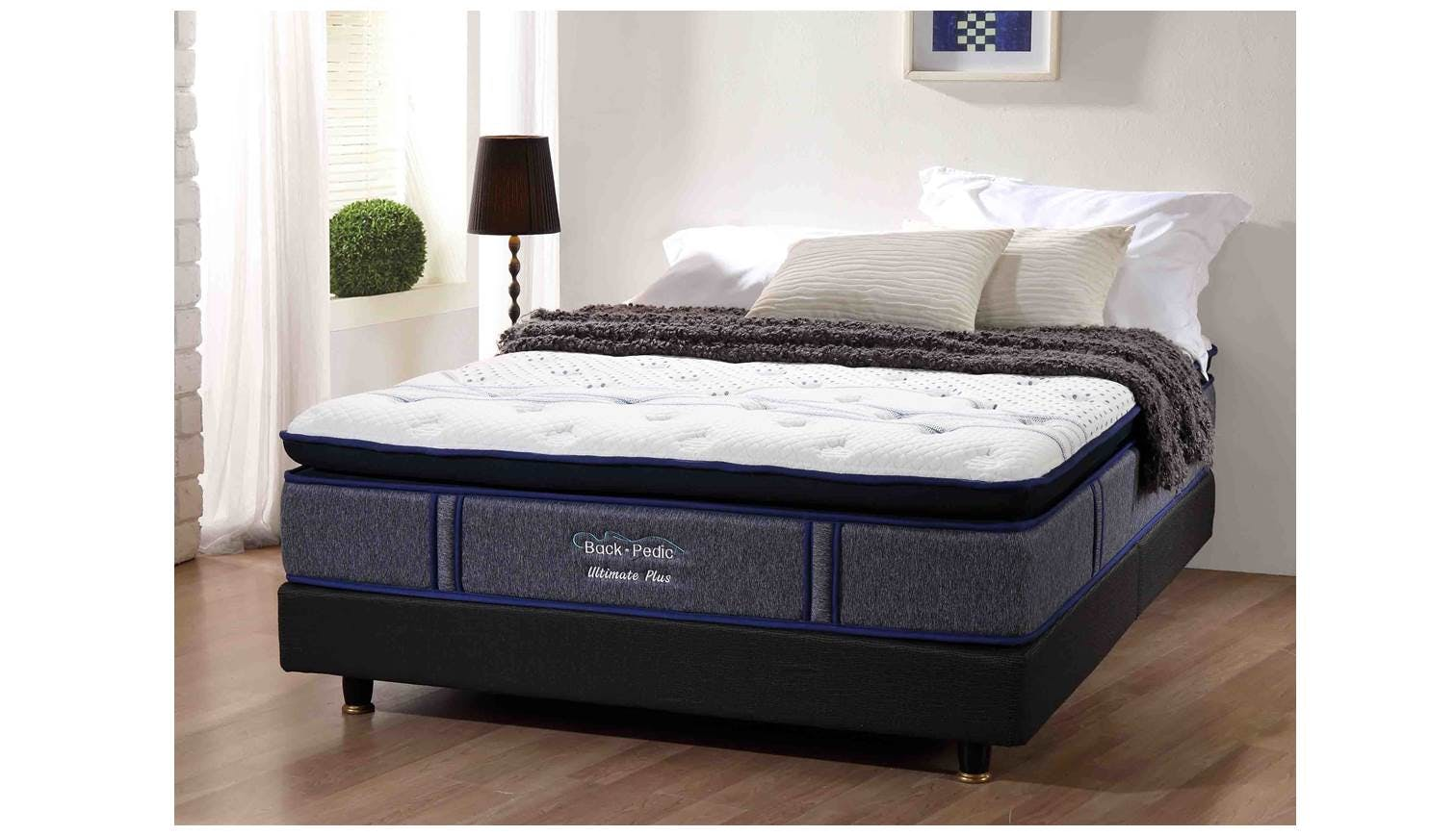 Backpedic Ultimate Plus Queen Size