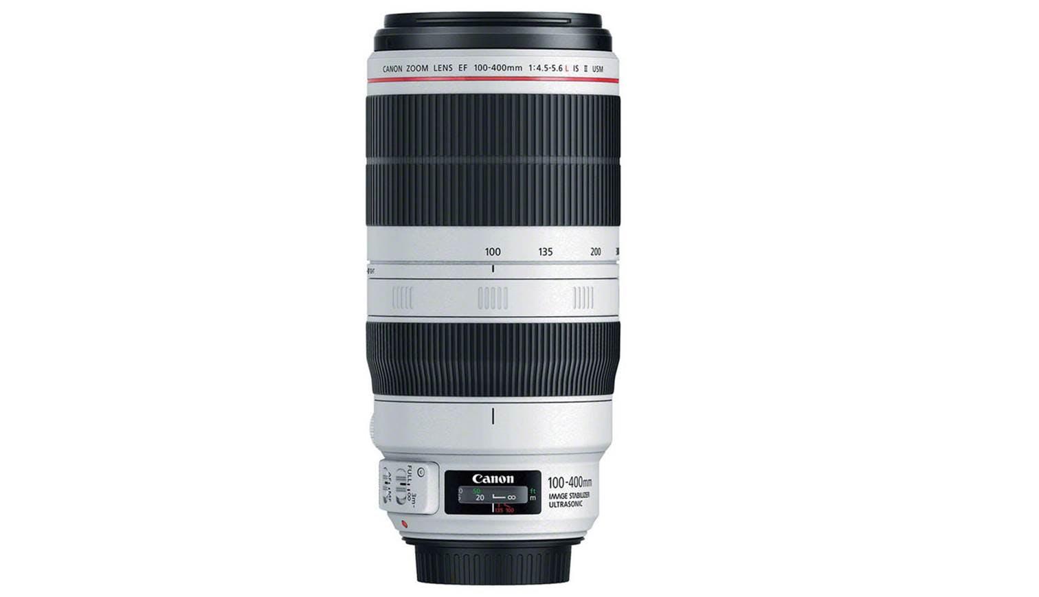 Canon EF100-400mm F4 5-5 6L IS II USM Lens