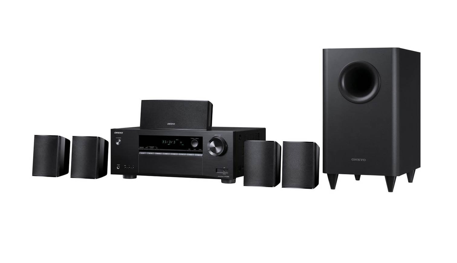 Onkyo Ht S3800 5 1 Channel Home Theater System Harvey