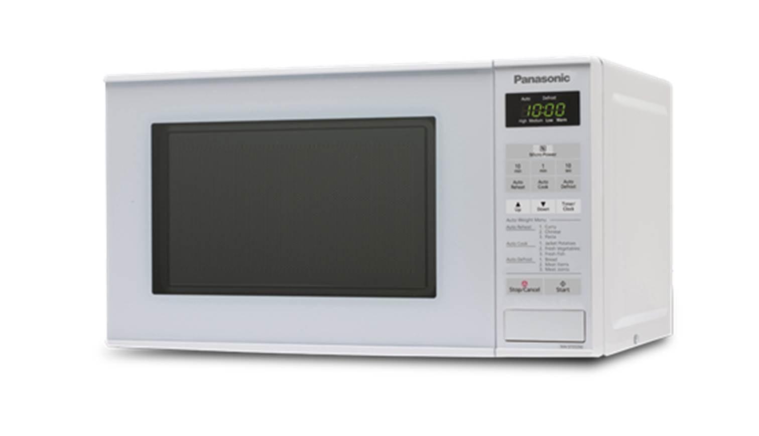 Panasonic NN-ST253WYPQ Microwave Oven | Harvey Norman