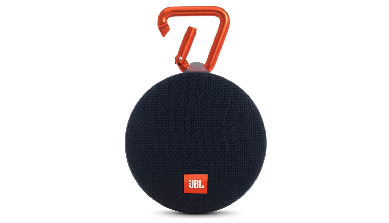 jbl clip ii portable bluetooth speaker black harvey norman singapore. Black Bedroom Furniture Sets. Home Design Ideas