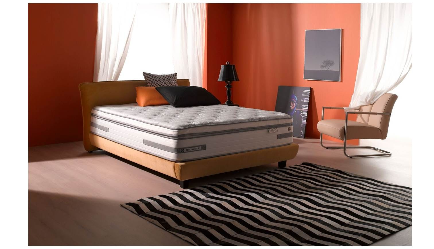 Sealy Posturepedic Neptune Queen Size Mattress With Patented Anium Coil Liftright Wrap Handles Harvey Norman Singapore