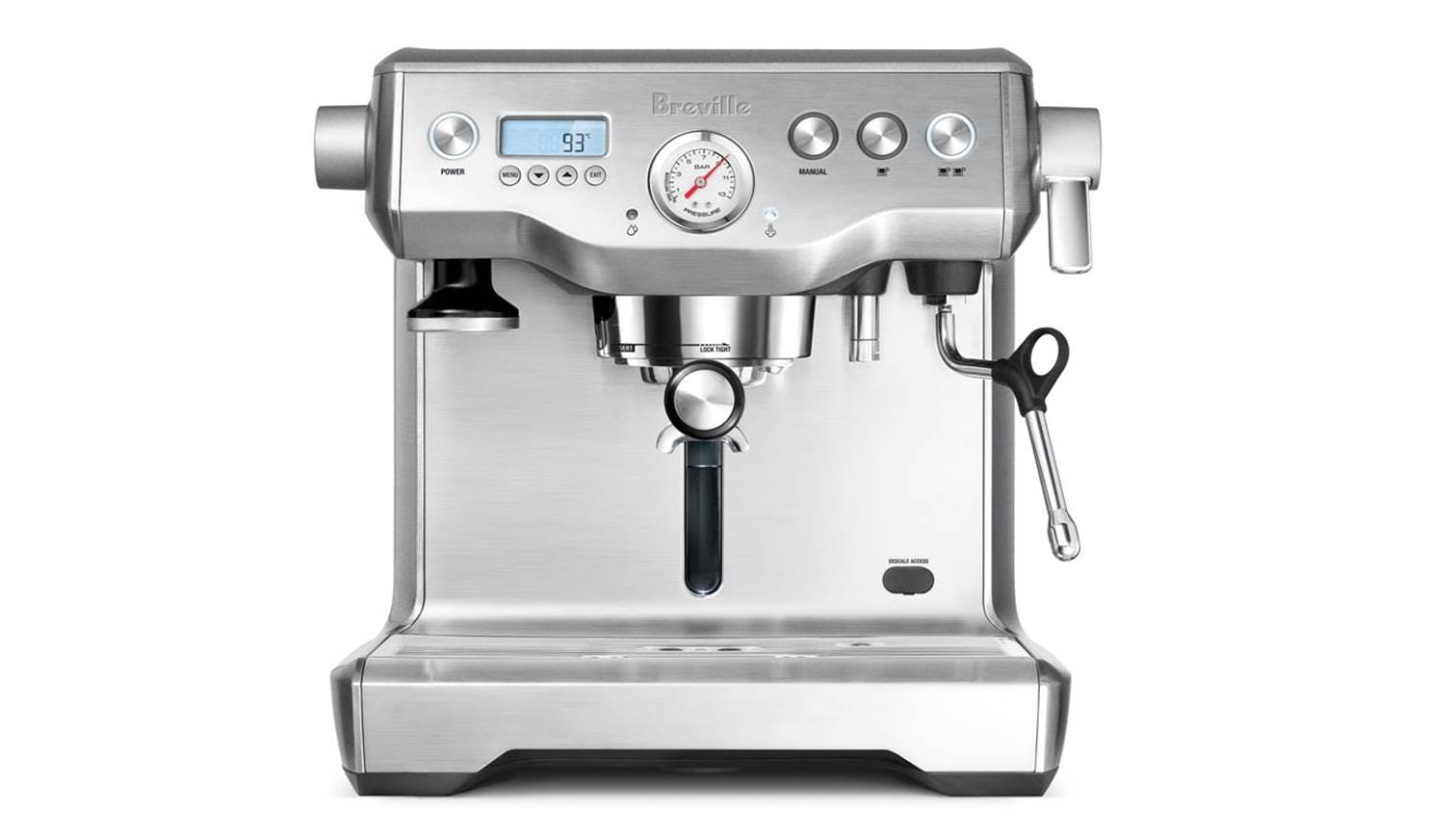 Breville BES-920 Dual Boiler Coffee Machine Harvey Norman Singapore