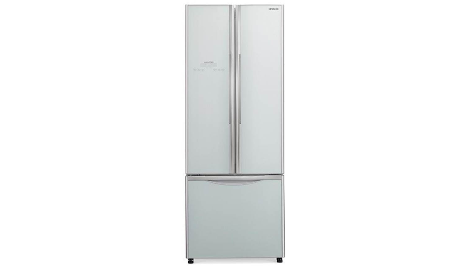 Hitachi 405l French Door Refrigerator White Harvey Norman Singapore