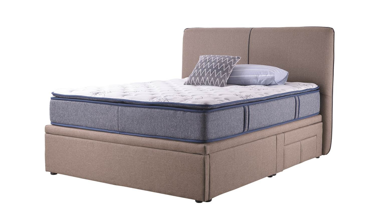 oregon queen size storage bed frame colour golden brown 10239 | oregon queen size storage bed frame colour golden brown fit fill bg 0fff w 1512 h 869 auto format compress