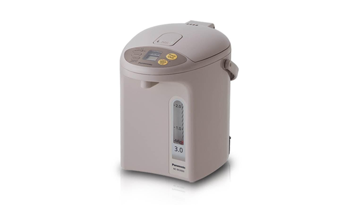 Panasonic Nc Bg3000csh 3l Electric Thermo Pot Harvey