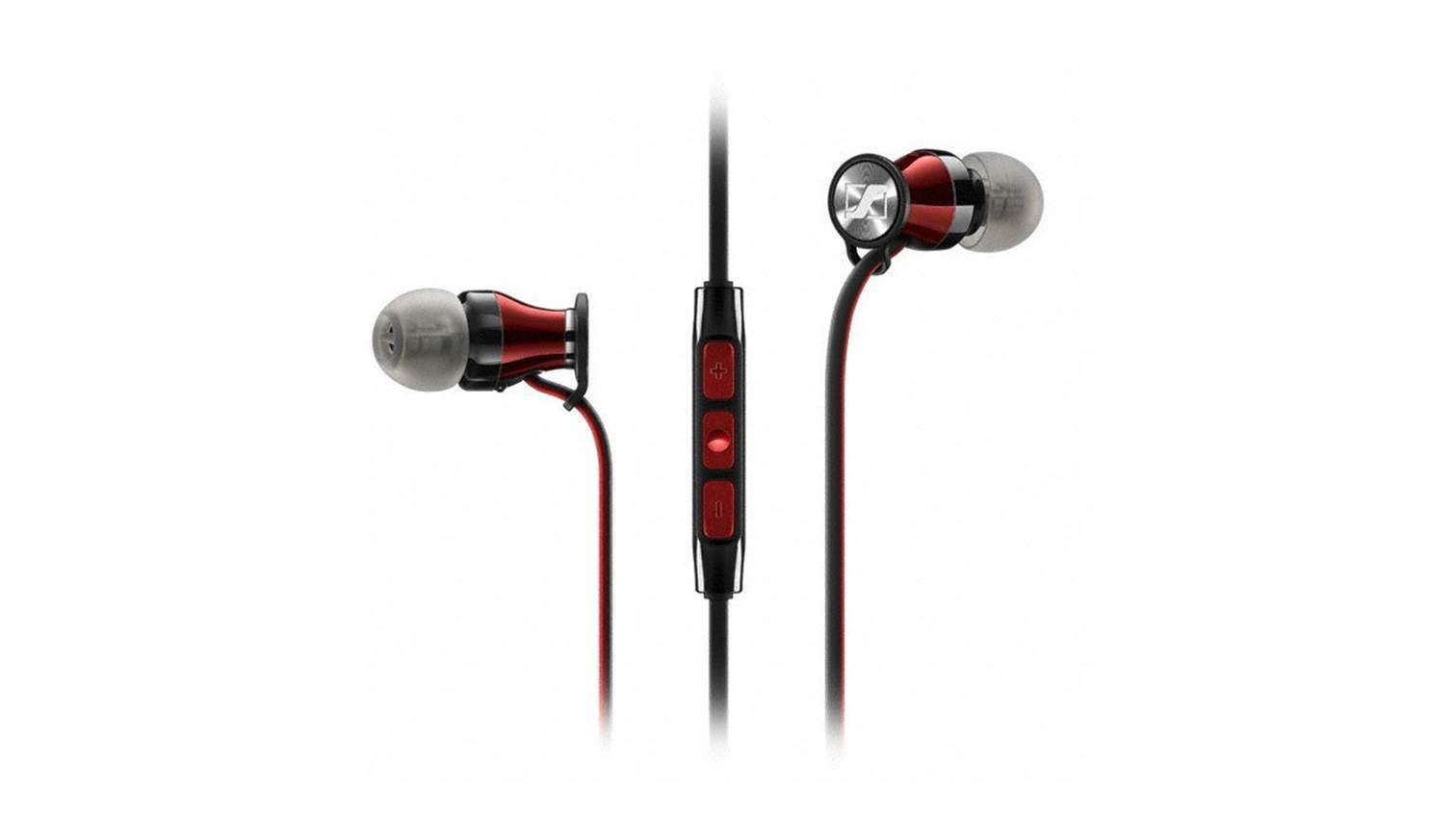 Sennheiser Momentum (Android) Headphones 506244 - Red