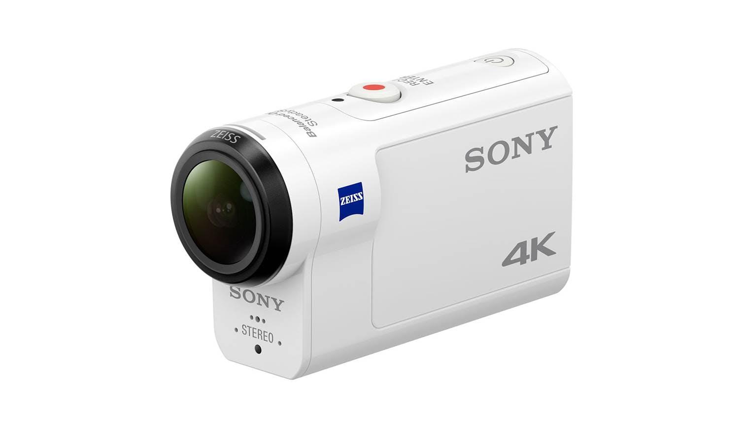 Camera Sony Action Cam Waterproof Case sony fdr x3000 4k action camera with waterproof case harvey case