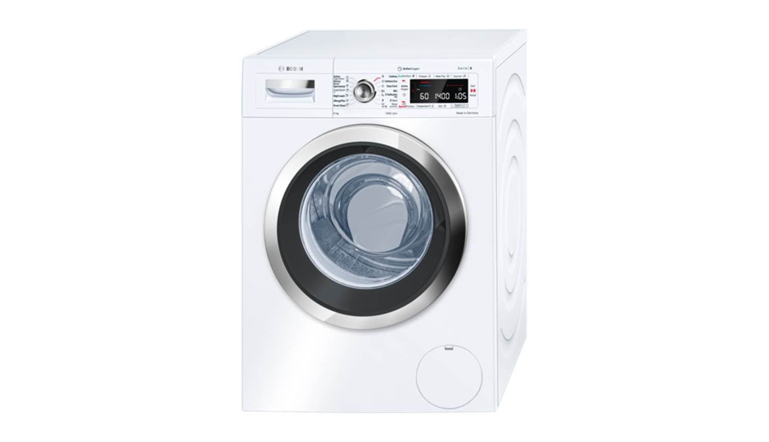 bosch waw 28790il 9kg washing machine harvey norman singapore. Black Bedroom Furniture Sets. Home Design Ideas