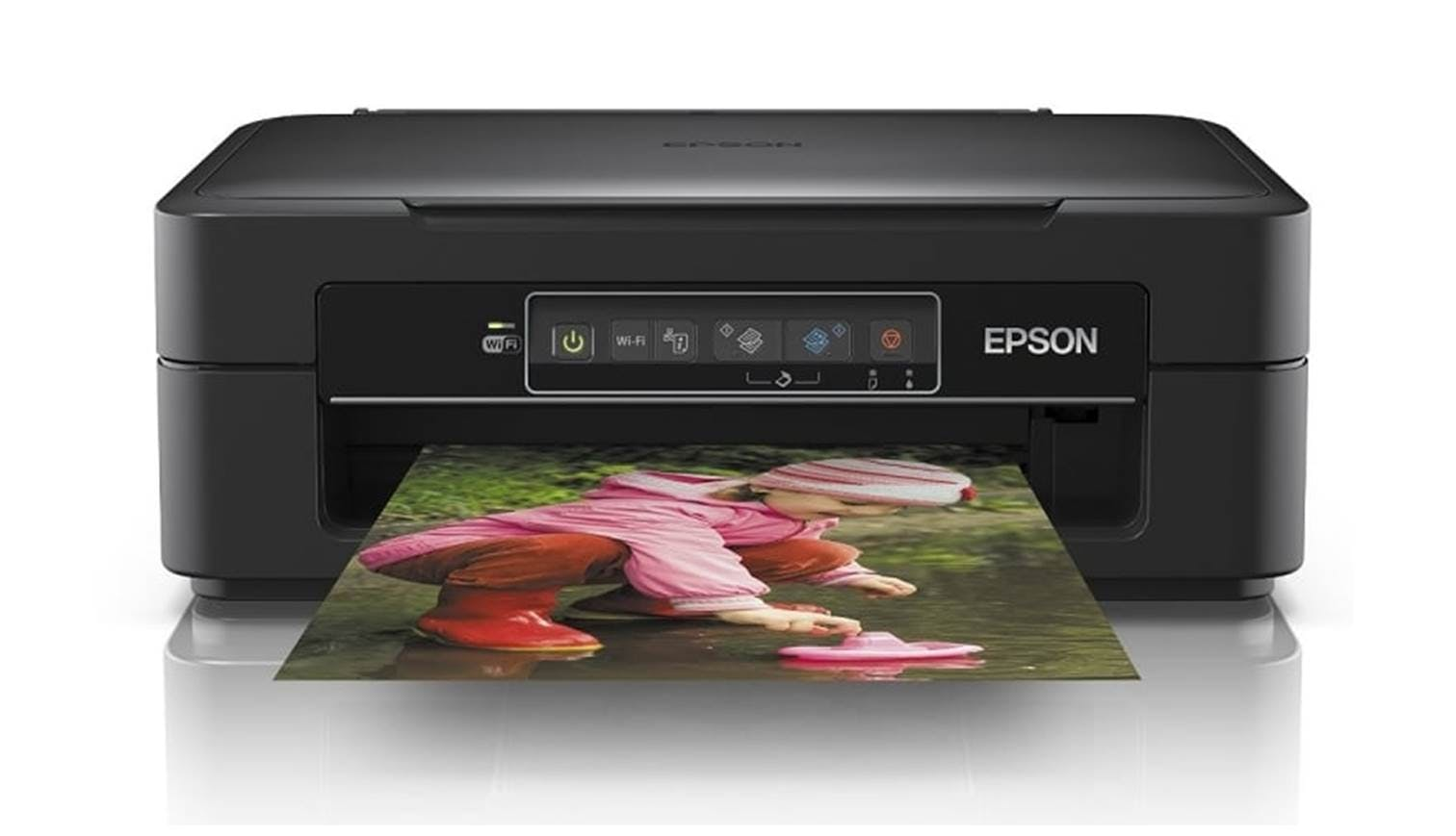 epson xp 200 printer wifi setup