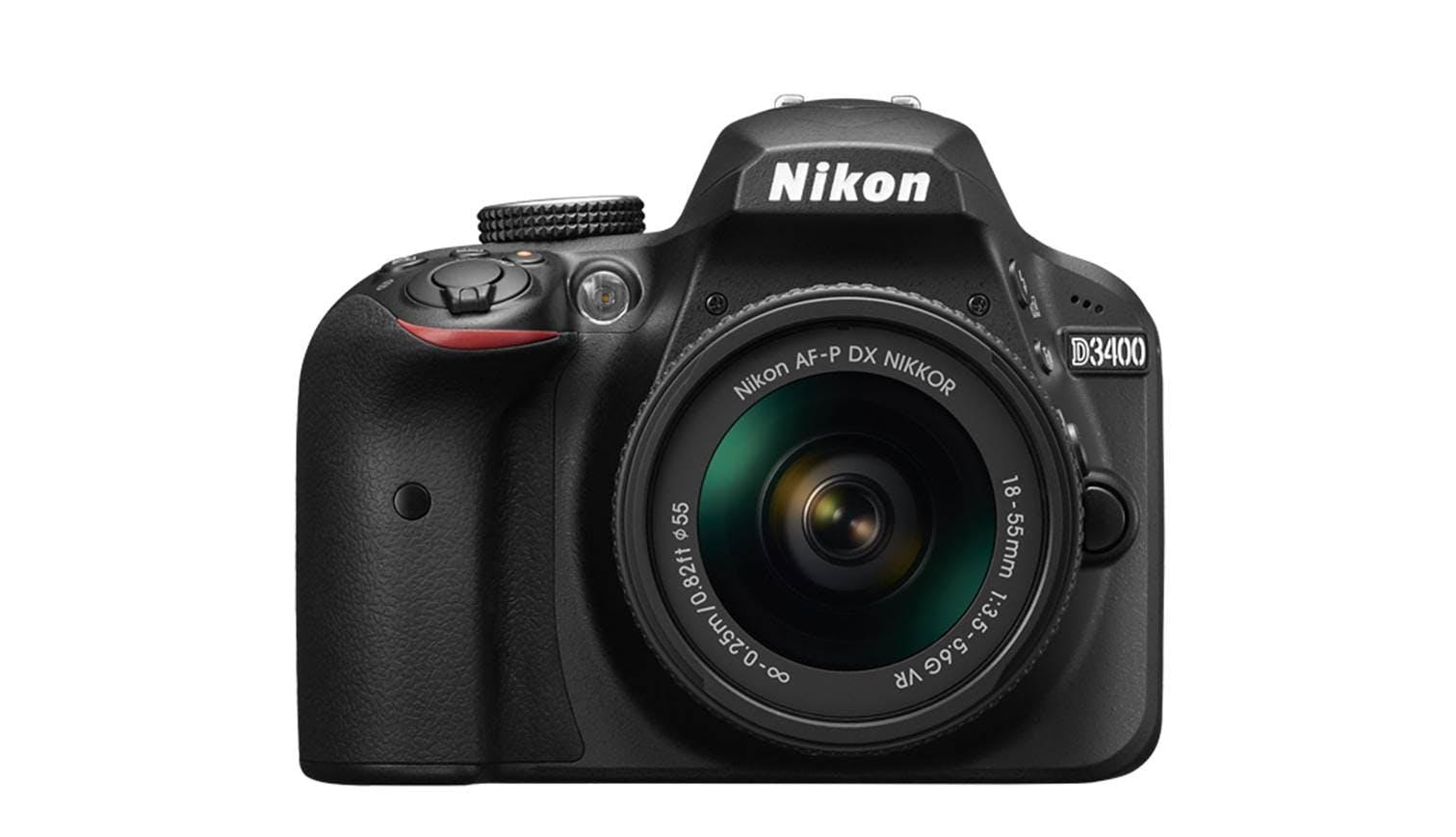Camera Harvey Norman Dslr Cameras dslr camera nikon canon harvey norman d3400 with 18 55mm lens kit black