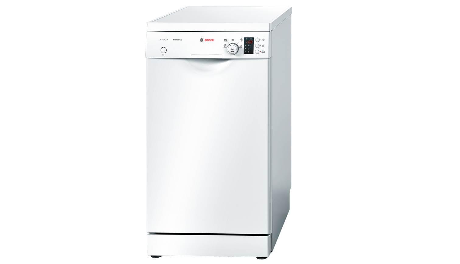 Bosch Sps 50e82eu 45cm Dishwasher Harvey Norman Singapore