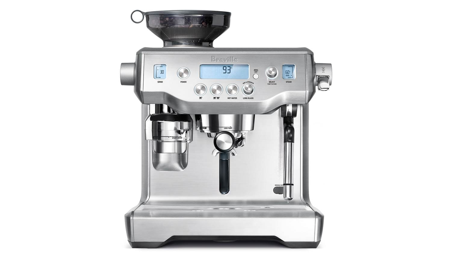 Breville Bes980 The Oracle Espresso Coffee Machine