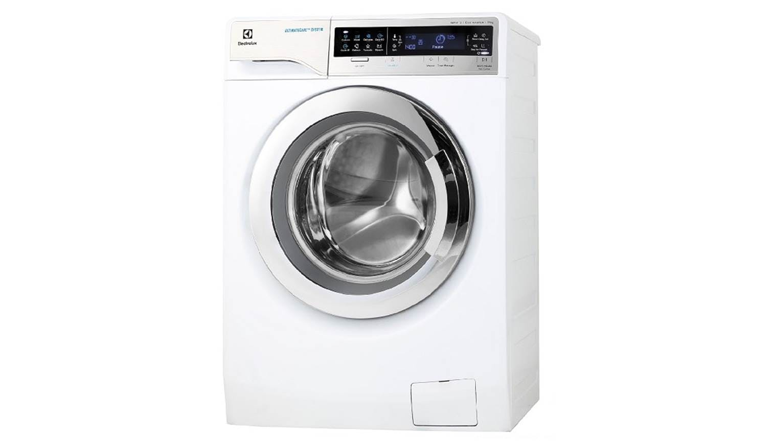 Washing Pillows In Front Loader ~ Electrolux ewf kg front load washer harvey
