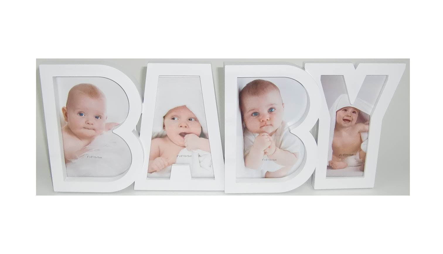 Friends EE61335W Photo Frame - Baby White | Harvey Norman Singapore