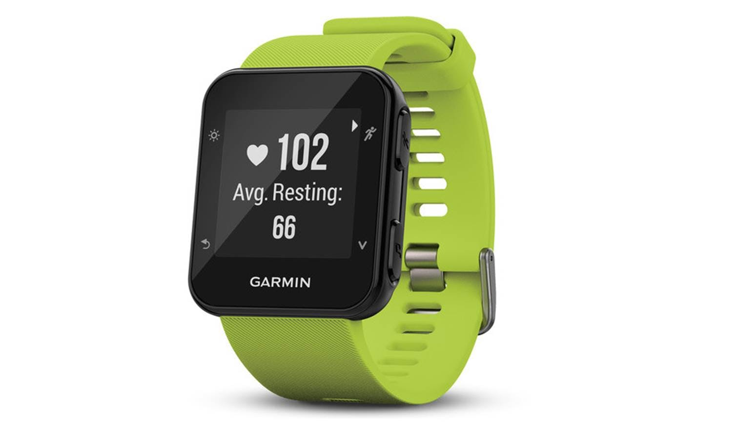 Garmin Forerunner 35 Watch With Heart Rate Monitor Lime