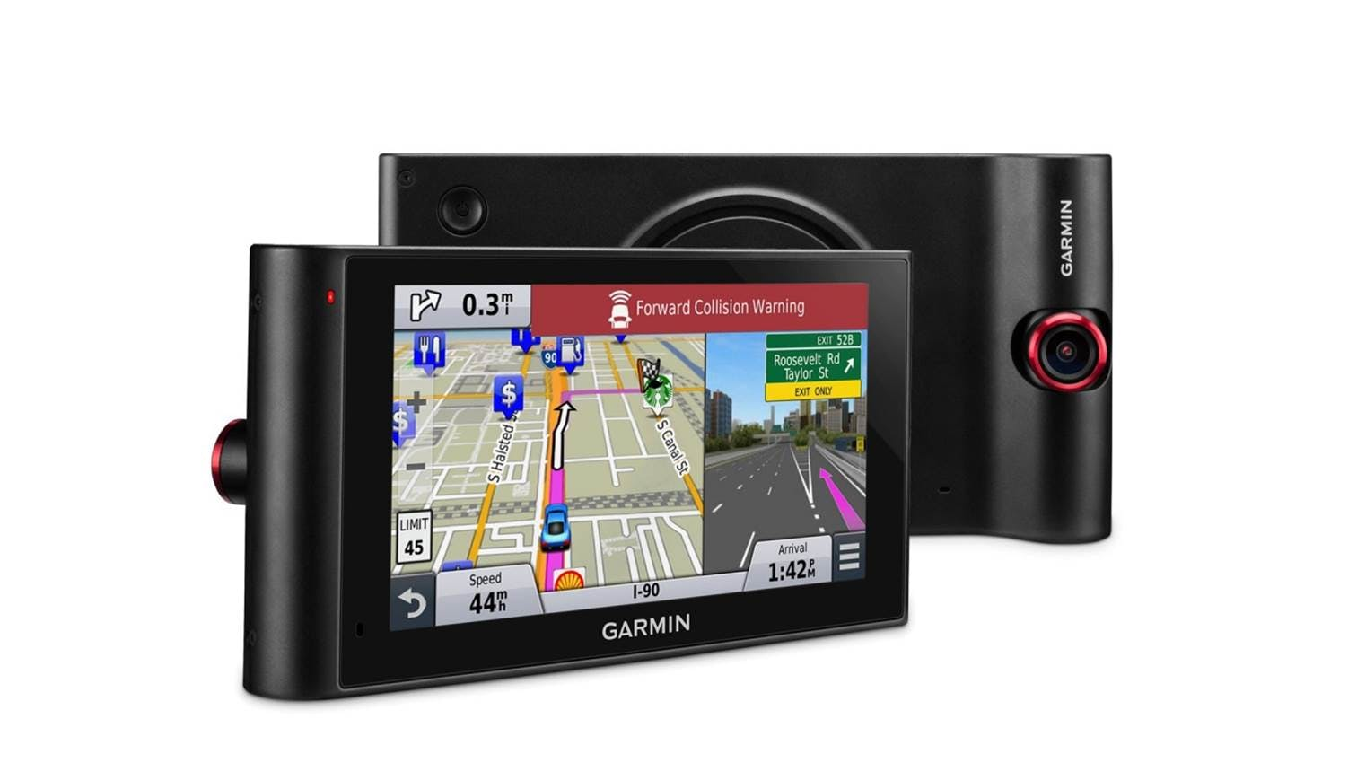 GPS Navigation Navigator Garmin GPS Harvey Norman Singapore - Los angeles navigation map