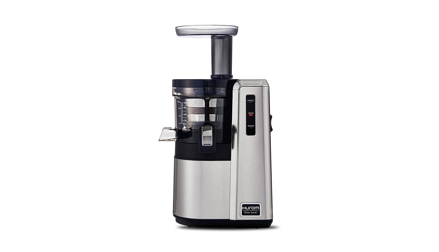 Hurom Slow Juicer Dimensions : Hurom HZ2500S Slow Juicer Harvey Norman Singapore