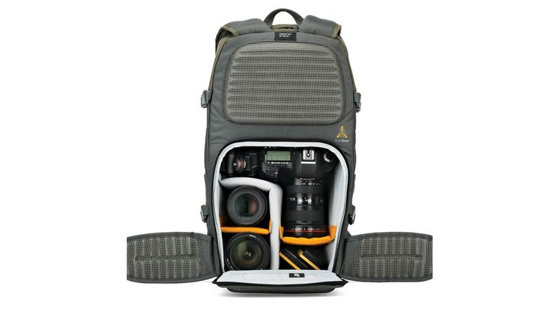 Lowepro LP37015 Flipside Trek 350 AW  Backpack - Green - 04