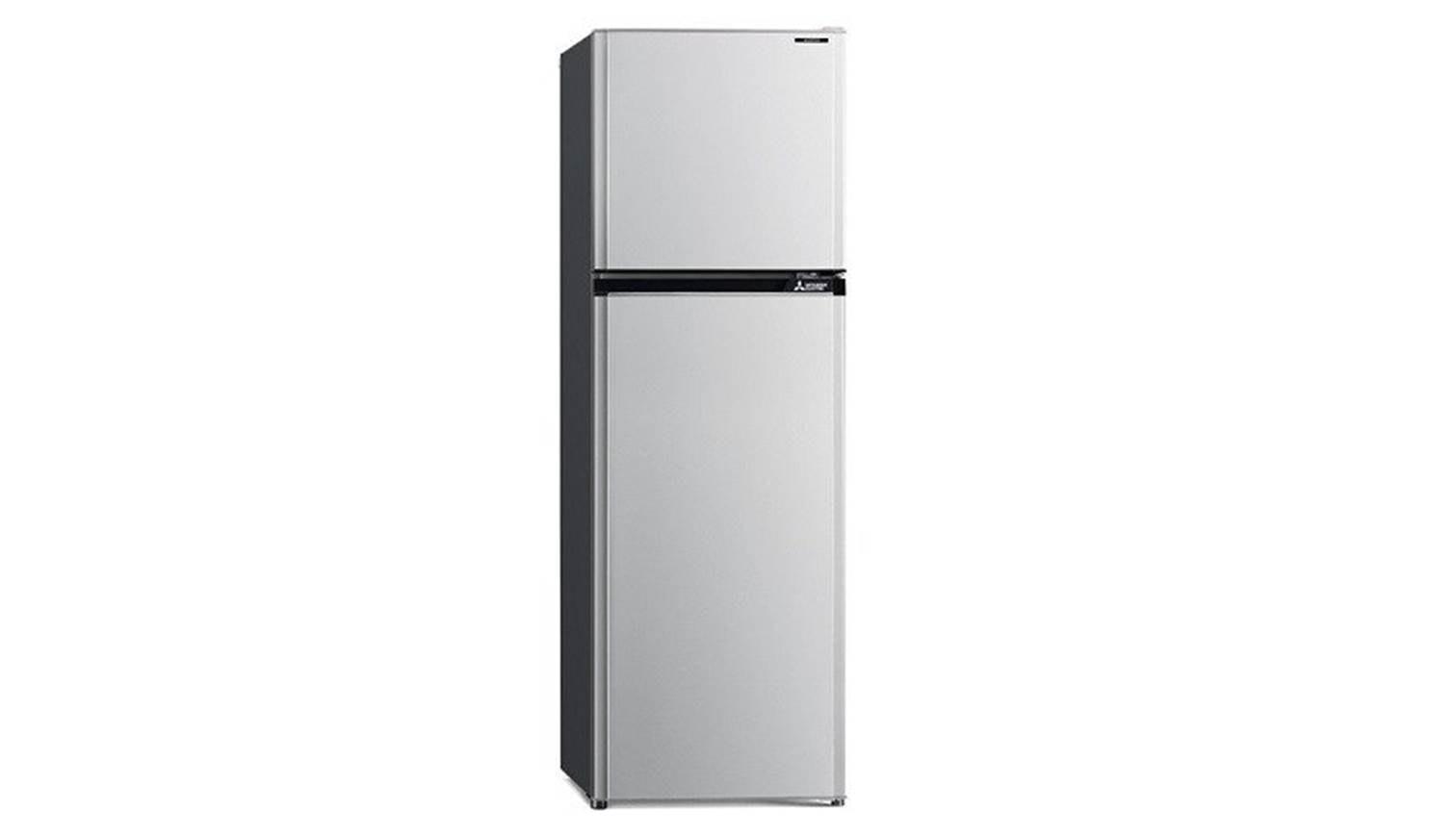 mitsubishi mr fv32ej sl p 2 door refrigerator