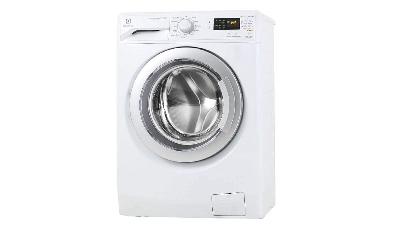 electrolux 7 5kg front load washing machine. electrolux eww12753 7/5kg washer dryer 7 5kg front load washing machine