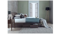 Forster Storage Bedframe Queen Size (also available in King Size)