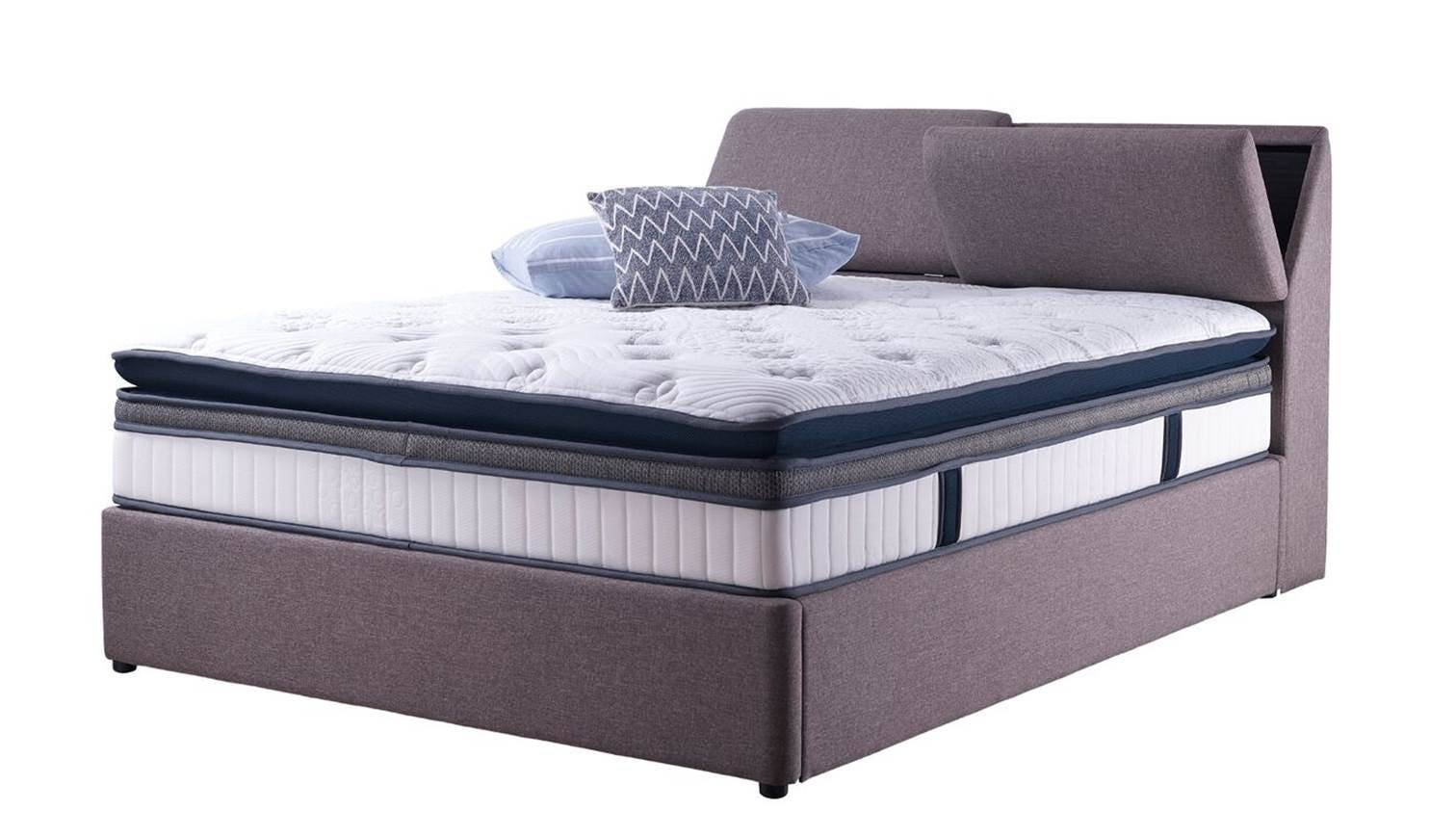 Forster Storage Bedframe Queen Size Also Available In