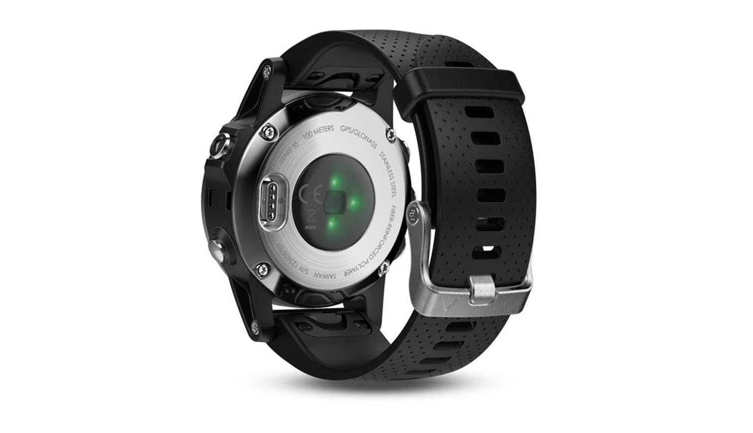 pin with garmin fenix suede band champagne sapphire gray sports