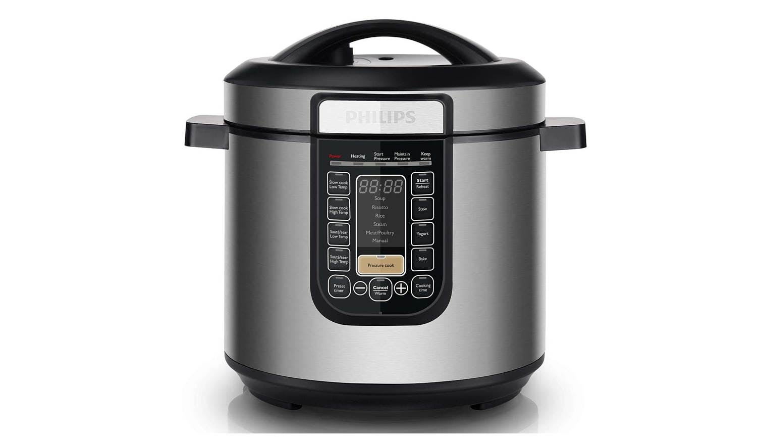 All In One Kitchen Appliance.Philips Hd 2137 62 All In One Pressure Cooker Harvey Norman Singapore
