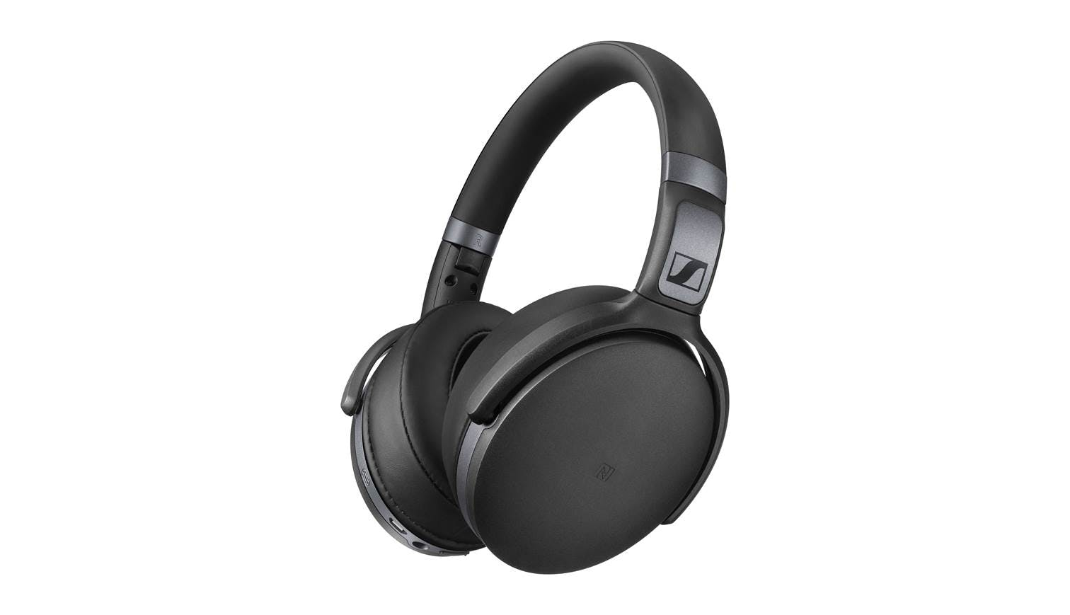 7608884011d Sennheiser HD 4.40 BT Wireless Over Ear Headphone - Black | Harvey Norman  Singapore