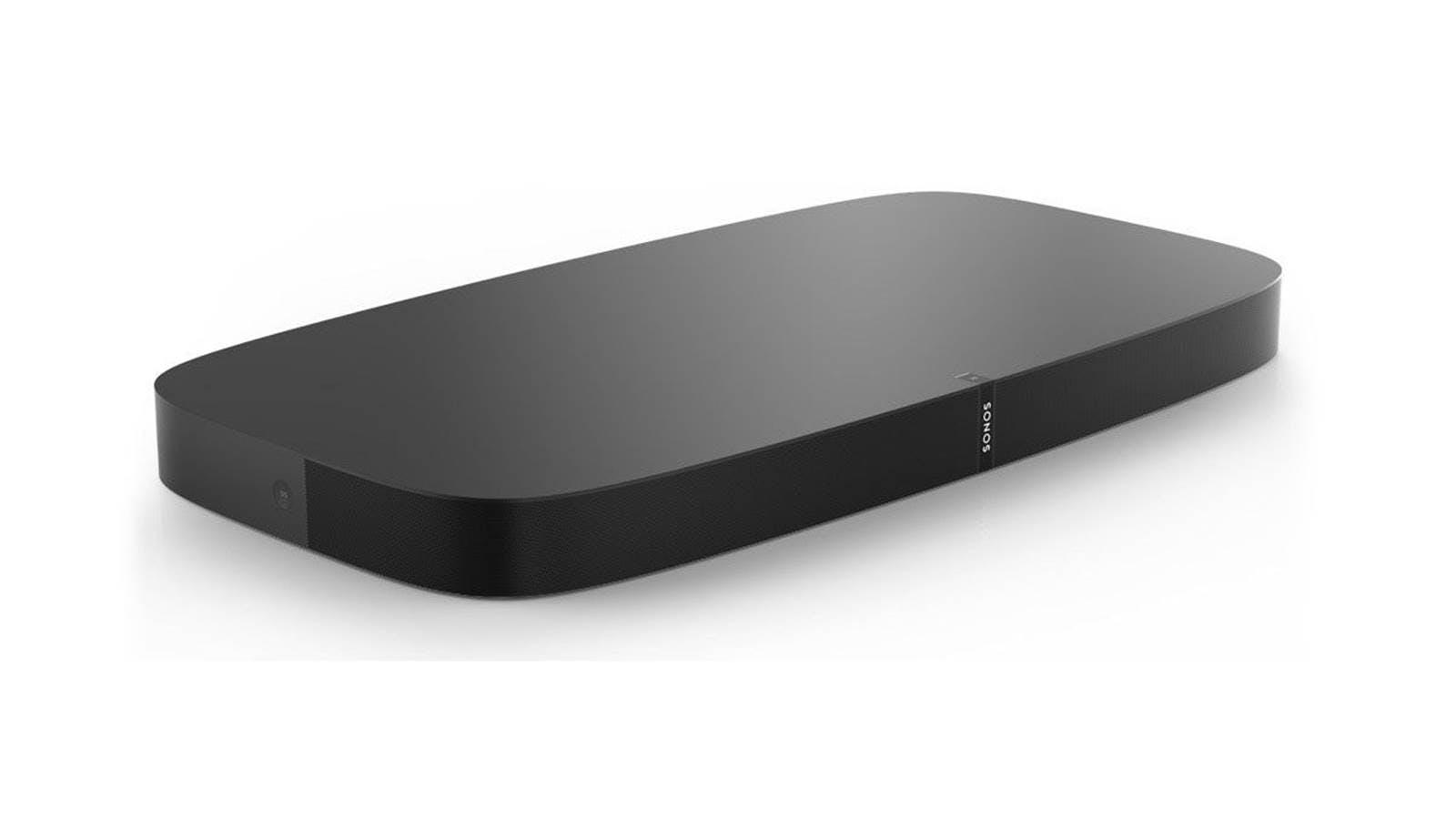 Sonos Playbase Wireless Speaker Black Harvey Norman