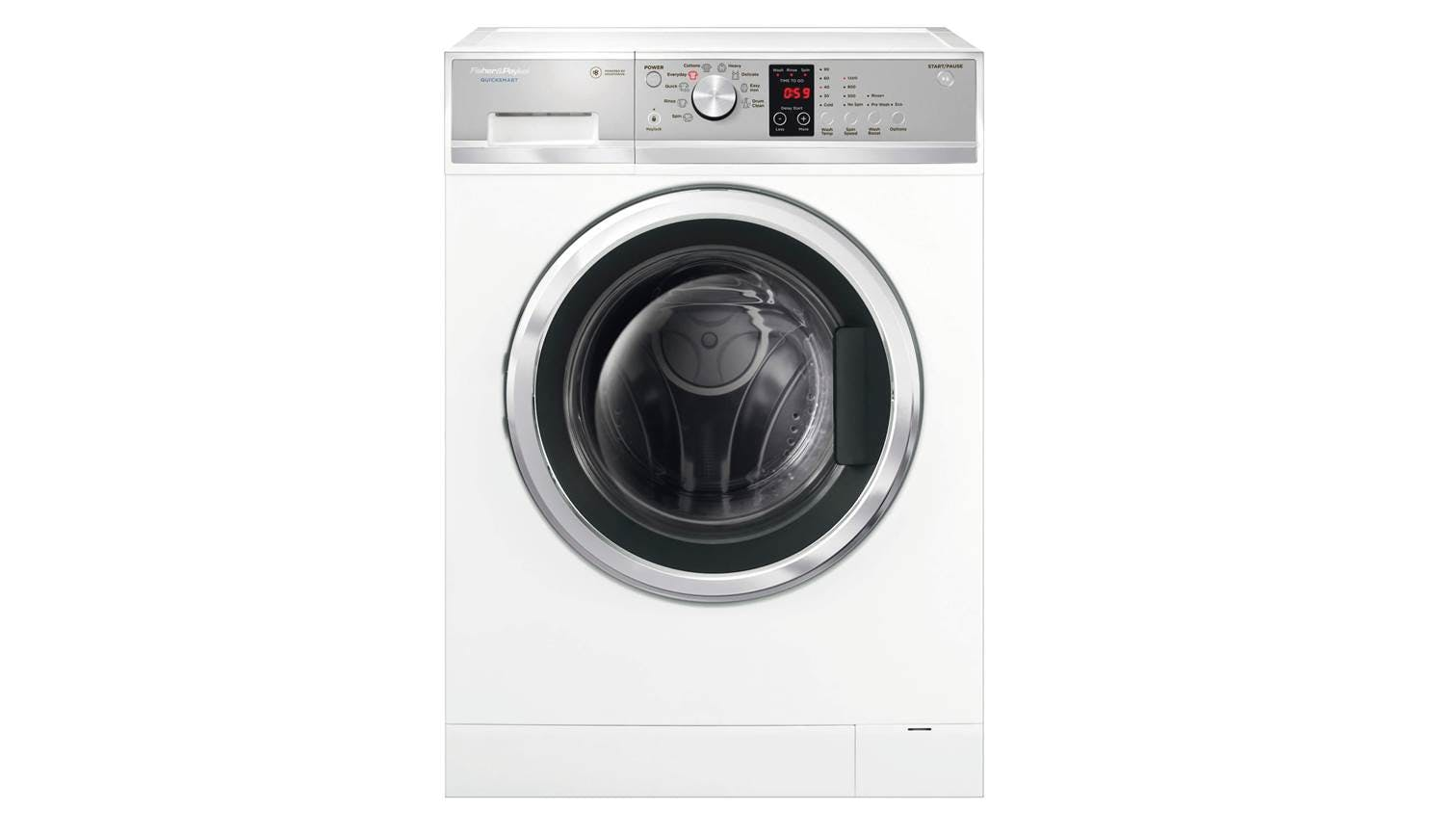 Wh7560j3 7 5kg Front Load Washer