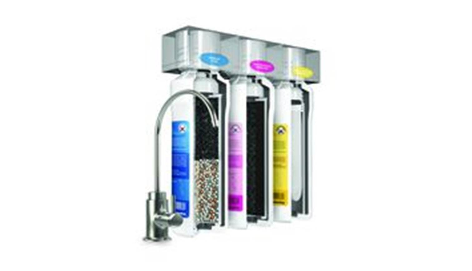 Novita NP388US Under Sink Drinking Filtration System | Harvey Norman ...