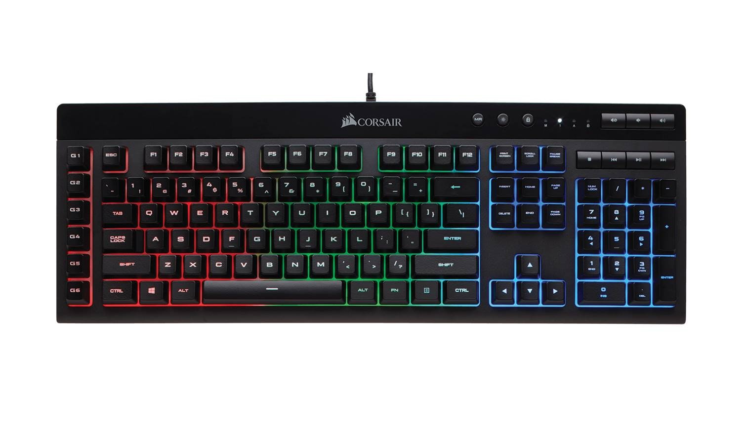 Corsair K55 Rgb Gaming Keyboard Harvey Norman Singapore