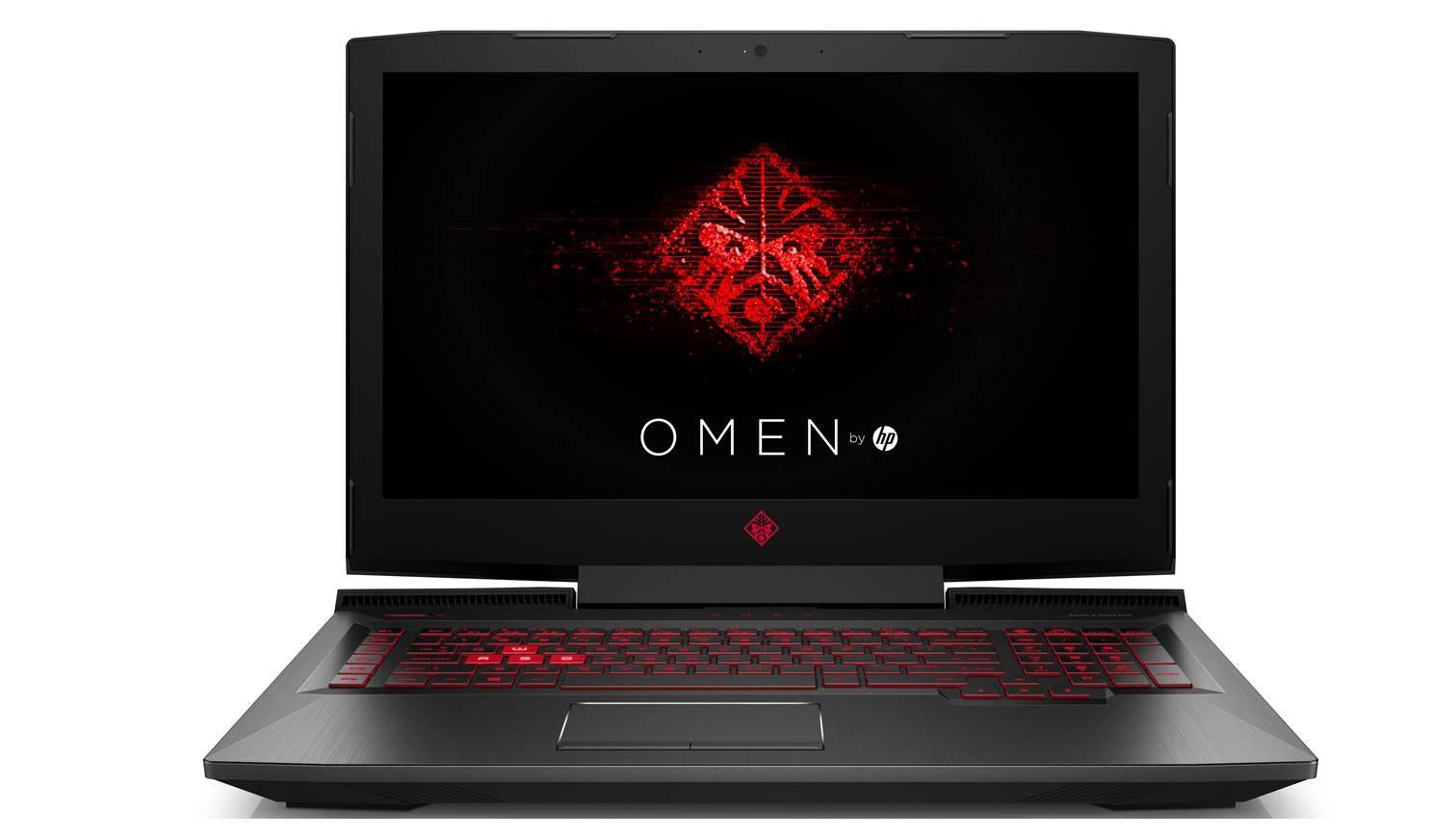 Hp Omen 17 An016tx 17 Quot I7 16gb Gaming Laptop Harvey