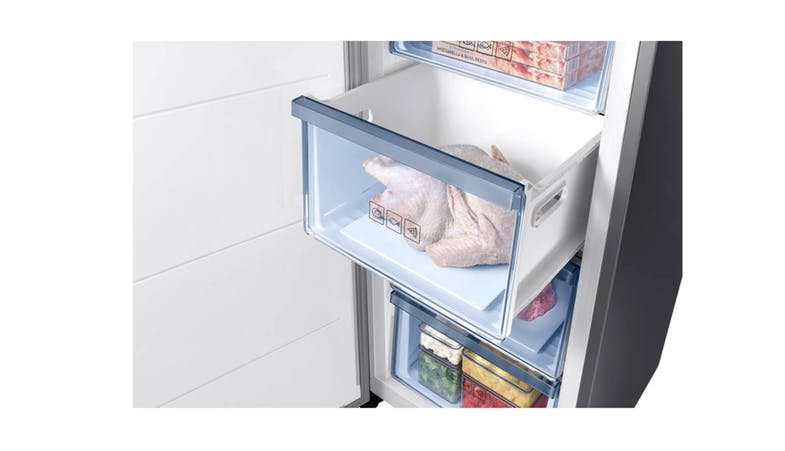 Samsung RZ32M71157F/SS 315L All-aound Cooling Freezer - Detail